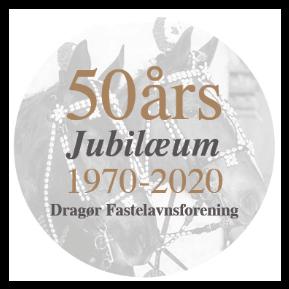 50-jähriges Jubiläum des Dragør Faschingsvereins
