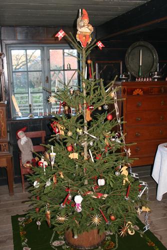Jul på Amager Museum