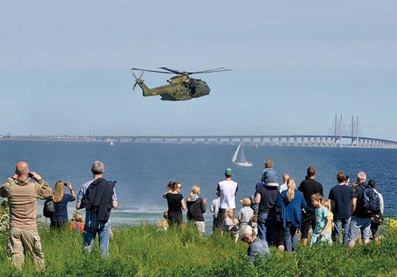 Navy Day på Dragør Fort